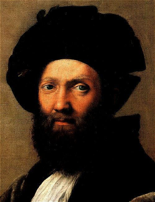 Raphael's father, Giovanni Santi, was a painter for the Duke of Urbino, Federigo da Montefeltro. Giovanni taught the young Raphael basic painting techniques and exposed him to the principles of humanistic philosophy at the Duke of Urbino's court.