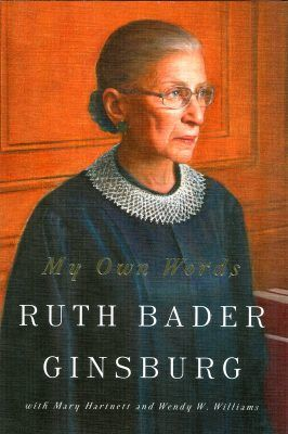 """Oklahoma City University's Powerful Prose series continues with a presentation of the book """"My Own Words,"""" written by Ruth Bader Ginsburg and her authorized biographers Mary Hartnett and Wendy W. Williams. OKCU professor Karen Youmans will lead the discussion at 6 p.m. March 23 at Full Circle Bookstore."""