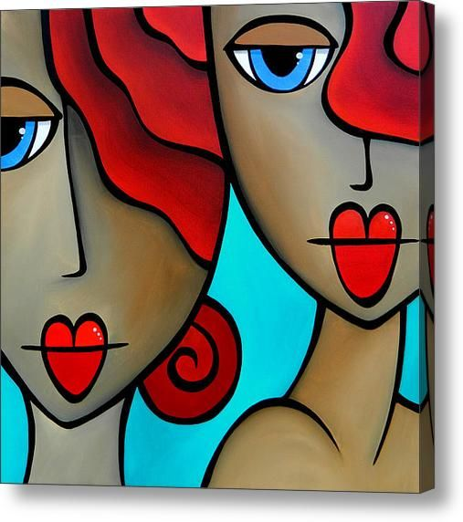 Sister Act By Thomas Fedro Acrylic Print By Tom Fedro - Fidostudio