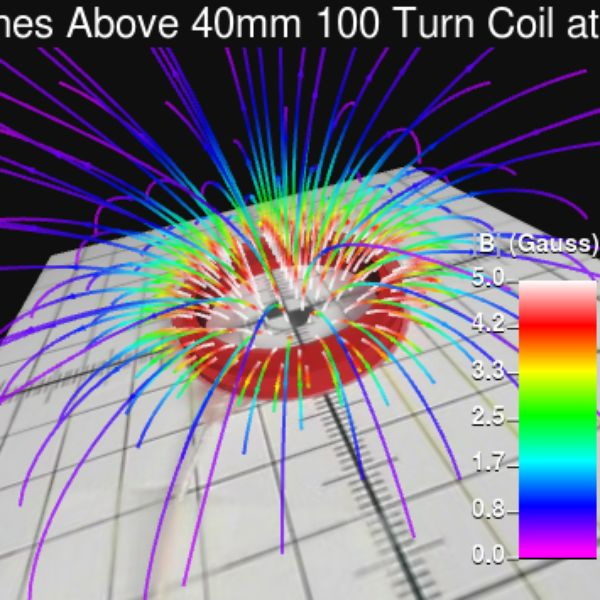 There are several ways for amateur scientists and students to visualize magnetic fields, including traditional compasses, iron filings, magnetic viewing film, or even ferrofluid.  None of these methods give a comprehensive picture of the field over 3D volumes, however.  While commercial devices for scanning 3D magnetic fields exist, their cost puts them out of reach of individuals and many organizations.  This project will provide an open-source (MIT License, where possible) way to convert…