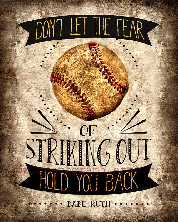 Famous Sports Quotes Set of 4 photo prints Poster by quotograph