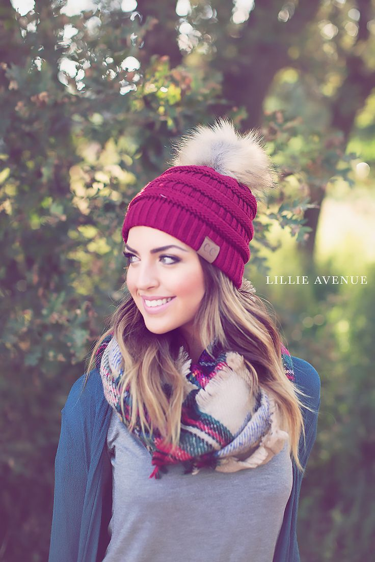 Our best selling CC beanies are back this fall and winter! These beanies are so nice and form fitting. They are incredibly soft and available in many different colors. We have 2 styles available. Our