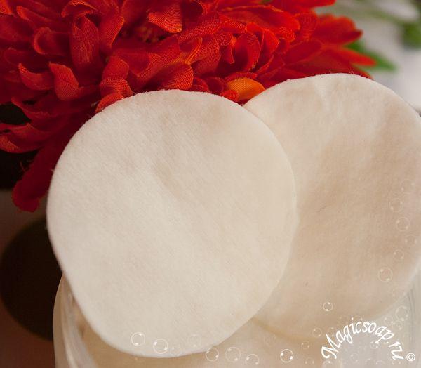 влажные салфетки для снятия макияжа своими руками