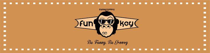 Funny Monkey Banner