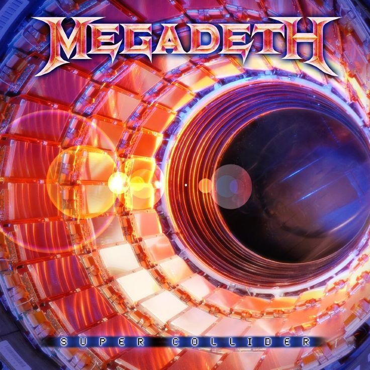Megadeth - Super Collider [960x960]
