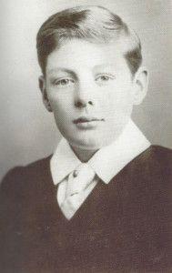 Winston S. Churchill - 16 years old SANDYS, Celia - 'Churchill', p.17