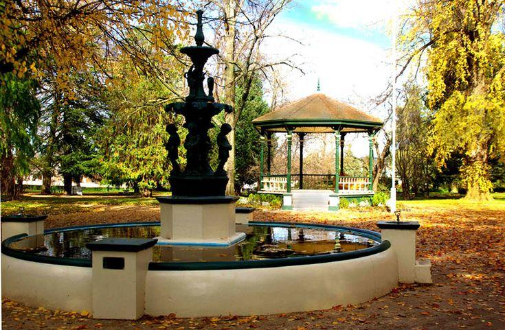 Cook Park, Orange