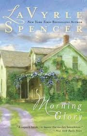 Morning Glory, one of the best romance stories by one of my favorite authors.