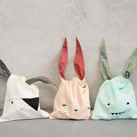 We are so excited to have these gorgeous Fabelab Bunny Lunch Bags just in time…