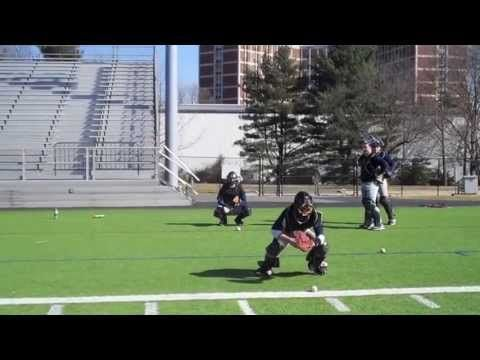 NEXT LEVEL CATCHING - Conditioning Drills - YouTube