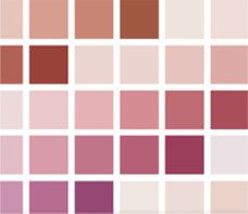 25 best ideas about signification couleur on pinterest - Palette de couleur peinture interieur ...