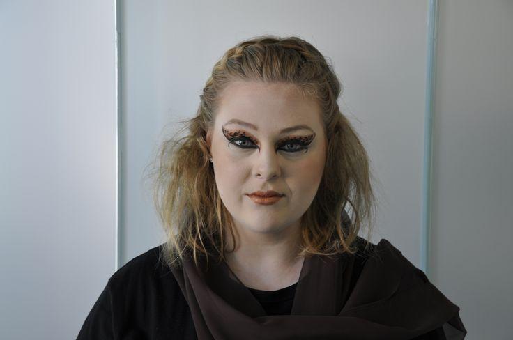 Fantasy/costume makeup  Study it now: www.chisholm.edu.au