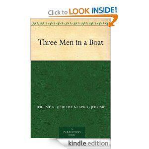Three Men in a BoatTags, Classic Literature, Kindle Freebies, Favorite Adventure, Jane Eyre, Romances, Camps, Favorite Book, Free Kindle Book