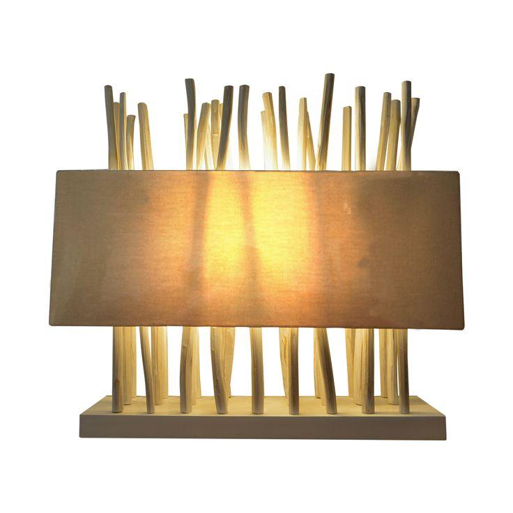 Pattina Table Lamp. Nature inspired design