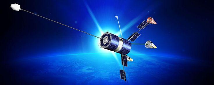 «Гонец-М» (Gonets-M) – российские космические аппараты спутниковой системы персональной связи Гонец-Д1М