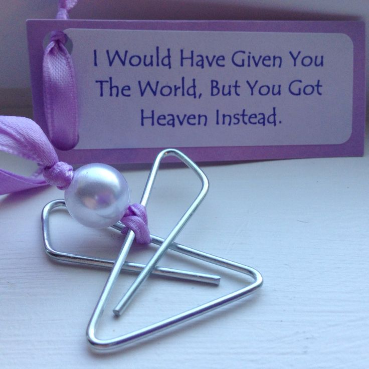 Memory tag I received as a gift from March of dimes memory garden honoring my stillborn daughter. Missing her every day for 10 years and counting