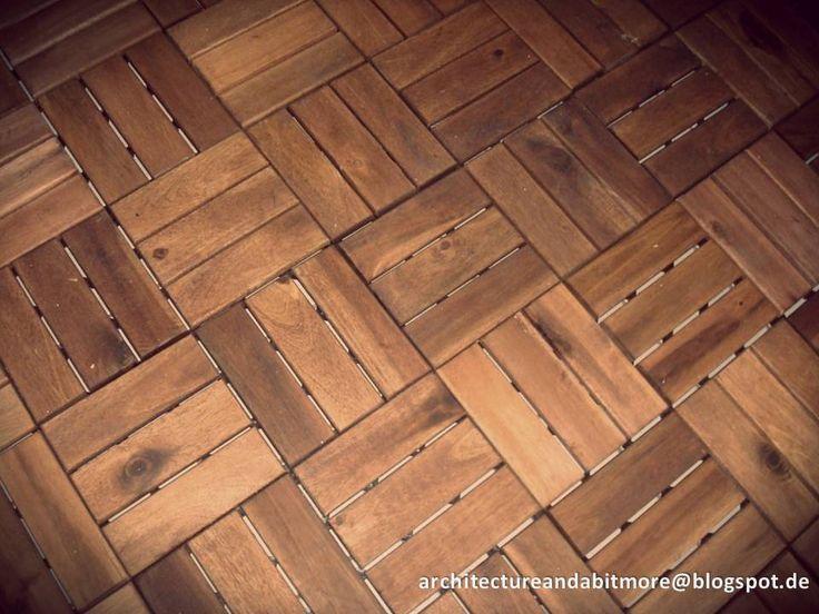 Plata wooden tiles from ikea - 25+ Best Ideas About Ikea Holzfliesen On Pinterest Ikea Balkon