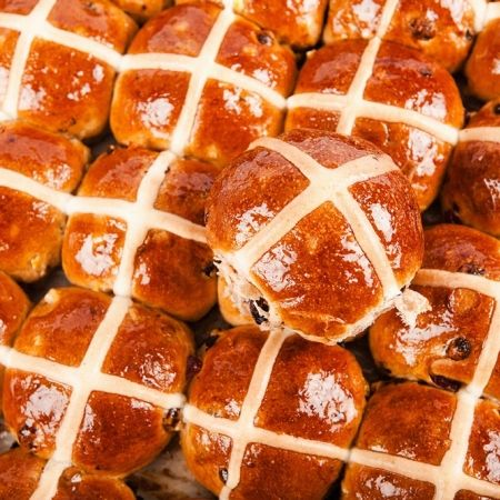 How to make Gails Bakery hot cross buns this Easter
