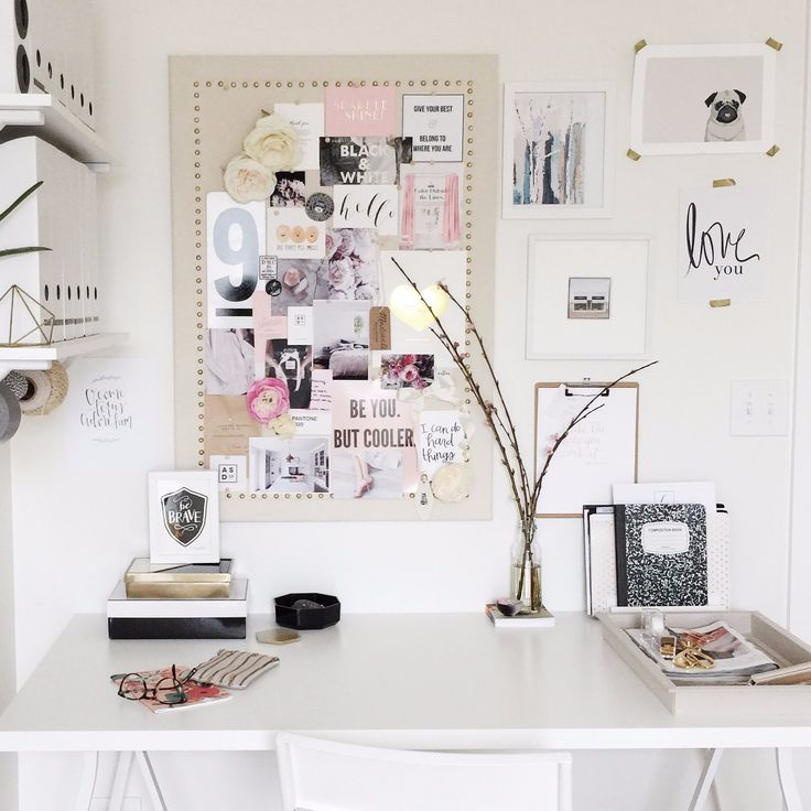 Blogger stylin' home tours // spring house tour