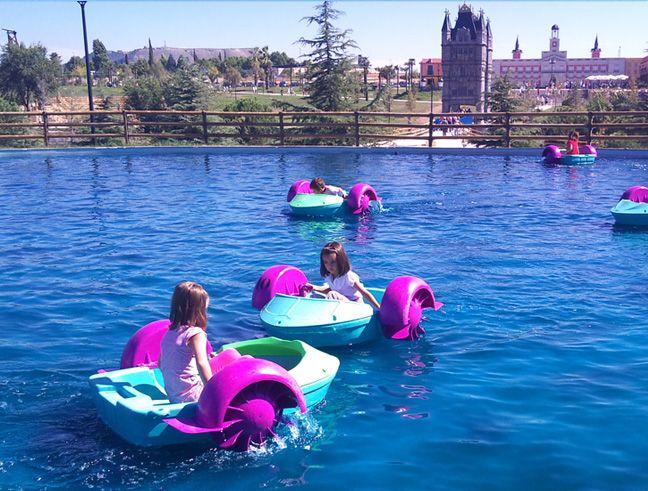 Barcas infantiles