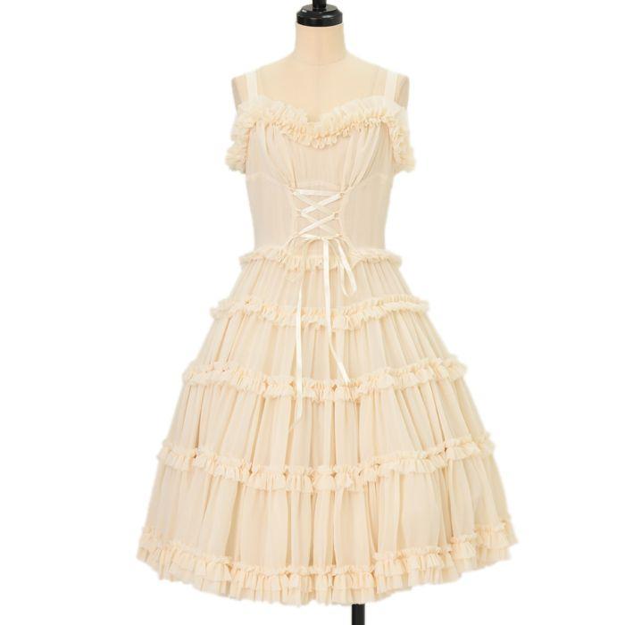 ♥ Juliette et Justine ♥ Petal du Rose Robe http://www.wunderwelt.jp/products/detail10866.html ☆ ·.. · ° ☆ How to order ☆ ·.. · ° ☆ http://www.wunderwelt.jp/user_data/shoppingguide-eng ☆ ·.. · ☆ Japanese Vintage Lolita clothing shop Wunderwelt ☆ ·.. · ☆