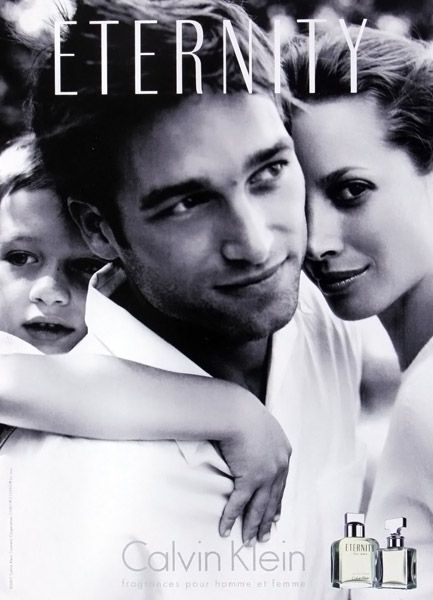 Publicité Du Parfum Eternity 2000 De Calvin Klein Pub Parfum En