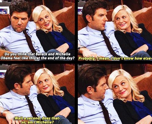 Leslie and Ben (Parks and Recreation)