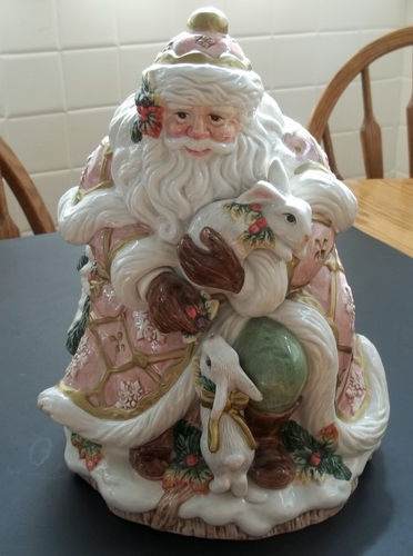 9 best Fitz  Floyd images on Pinterest Figurines, Cookie jars and