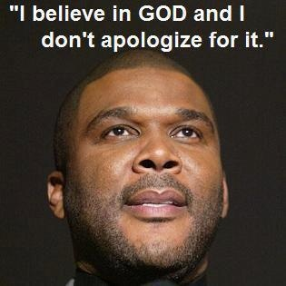 Tyler Perry.. Amazing man.