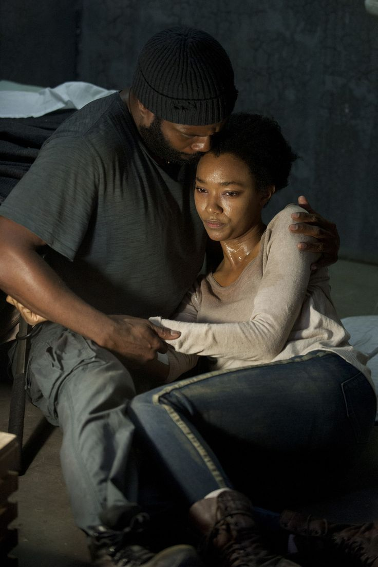 Chad Coleman Talks About What Tyreese Could Do to Carol on The Walking Dead Season 4