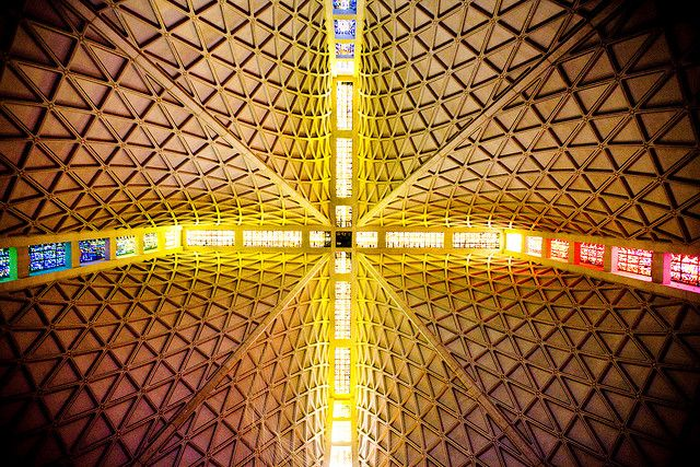 St. Mary's Cathedral, San Francisco - Pier Luigi NerviPhoto: Thomas Hawk