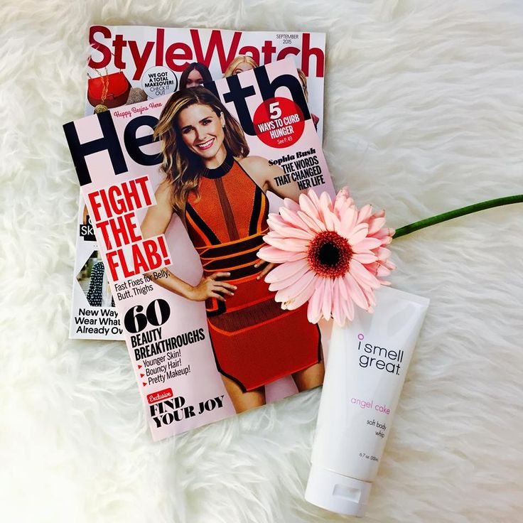 This Grati Tuesday we are SO proud to be included in the September issues of People StyleWatch & Health magazines! Our co-founder, Sophia Bush shines on the cover and we couldn't wait to share it with our Great Tribe. Thankful to all of you for the constant love & support, and excited for all of the Greatness the future holds! What are you feeling grateful for this Tuesday? #ismellgreat #Greatness