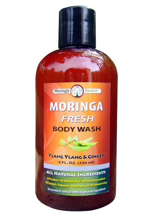 Celebrate Woman: #Moringa body wash is a phenomenal aroma therapy, and is great for calming your nervous system!
