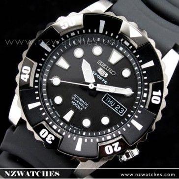 BUY Seiko 5 Sports 100m Automatic Divers Watch SNZJ19J2 SNZJ19 Japan - Buy Watches Online   SEIKO NZ Watches