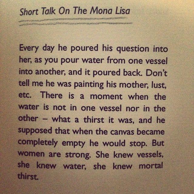 Anne Carson short talks