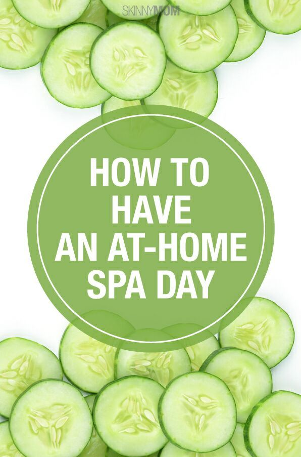 Have a little R&R with these tips to make your at-home spa.