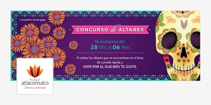 Diseño para FB / Plaza Atlacomulco