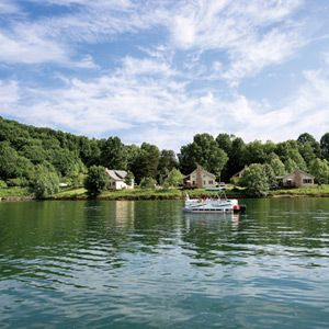 The South's Greatest Lakes | Stonewall Jackson Lake, West Virginia | SouthernLiving.com