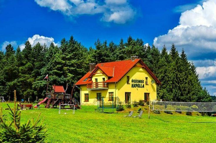 Sprawdź tę niesamowitą ofertę na Airbnb: Rodzinny dom w górach - Sudety Zachodnie - Domy do wynajęcia w: Podgórki