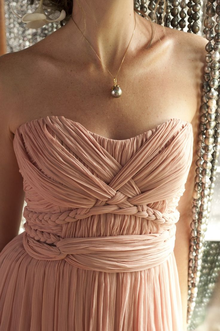 dream wedding dresses in blush - Google Search