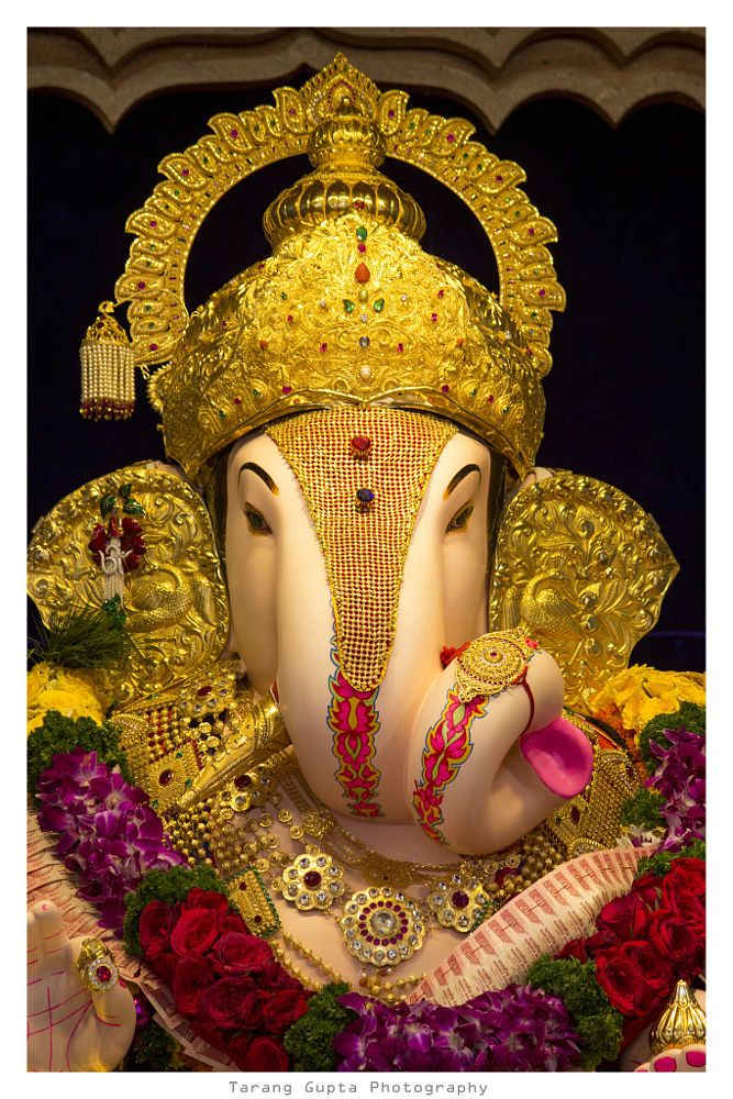 Ganpati Bappa Moriya by Tarang Gupta on 500px