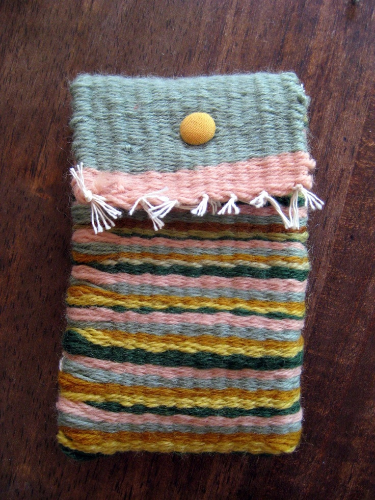 Cassie Stephens: Weaving, Part 3. part 4, the cord weaving is what I need to learn