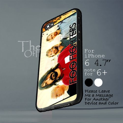 foo fighters Iphone 6 note for 6 Plus