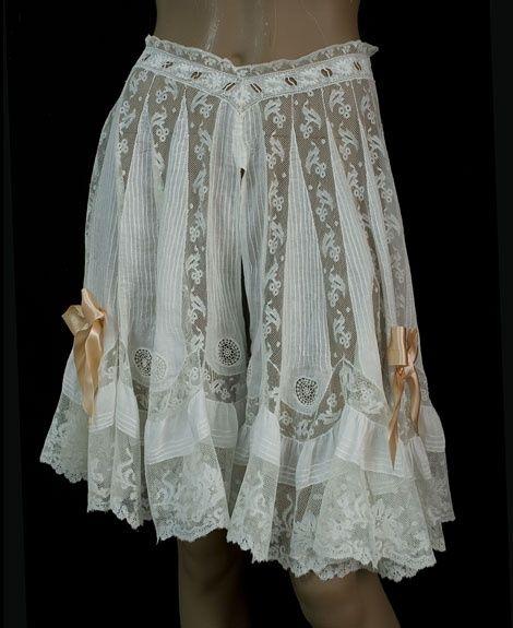 Bragas de lujo 1905