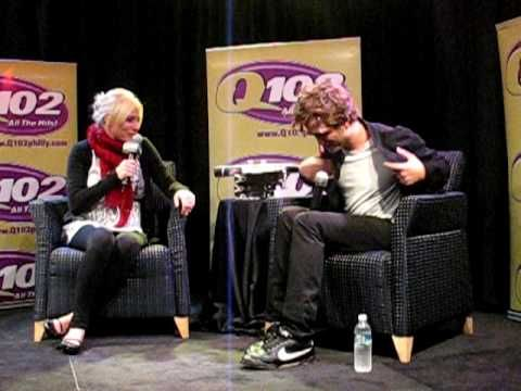 Q102 Radio Twilight Interview 2008