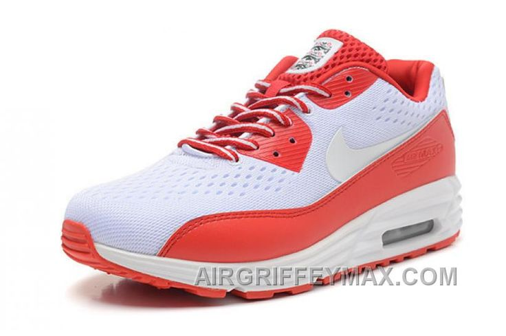 http://www.airgriffeymax.com/discount-low-cost-nike-air-max-90-mens-running-shoes-white-red.html DISCOUNT LOW COST NIKE AIR MAX 90 MENS RUNNING SHOES WHITE RED Only $103.00 , Free Shipping!