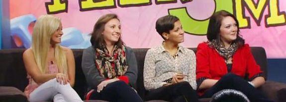 Teen Mom 3 Season 1 Reunion With Dr. Drew and the Girls Mackenzie, Alex, Briana and Katie #mackenziedouthit #alexsekella #brianadejesus #katieyeager #mtv #teen #mom #teenmom #teenmom3 #16andpregnant #briana #katie #alex #mackenzie #dejesus #yeager #sekella #douthit #16andpregnantseason4