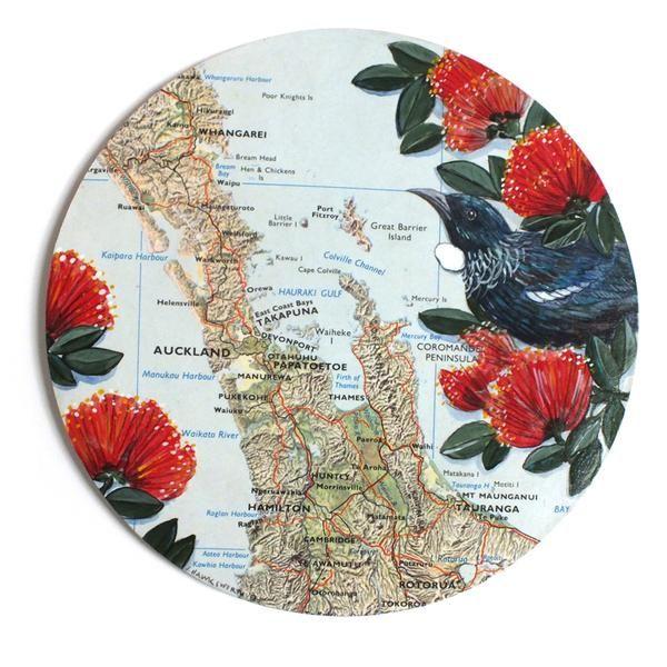 Auckland Tui by Justine Hawksworth