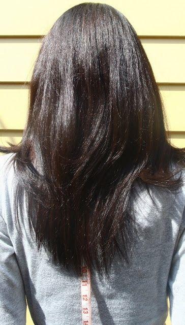 u shaped hemline long hair curly hair styles long