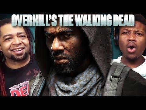OVERKILL's The Walking Dead - Trailer React! | Skybound